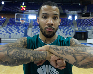 Marcus William, jugador de Unicaja