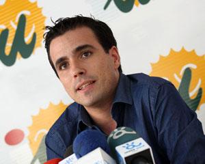 Candidato de IU al Congreso por Málaga