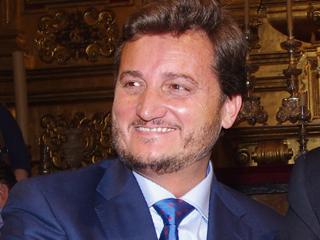 Eduardo Pastor, nuevo presidente de la Agrupación de Cofradías de Málaga
