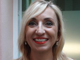 Fátima Molina, candidata al colegio de abogados de Málaga