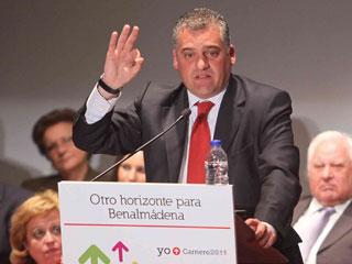 Candidato del PSOE por Benalmádena