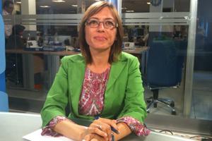 Candidata del PSOE por Málaga