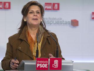 Candidata del PSOE en Antequera