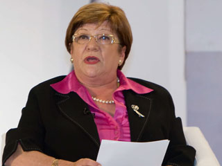 Candidata del PSOE en Vélez-Málaga